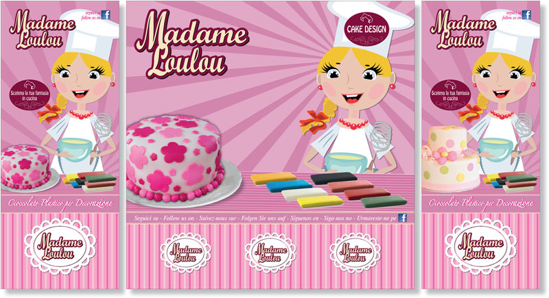 """ Madame Loulou "" "" Cibi/bevande """